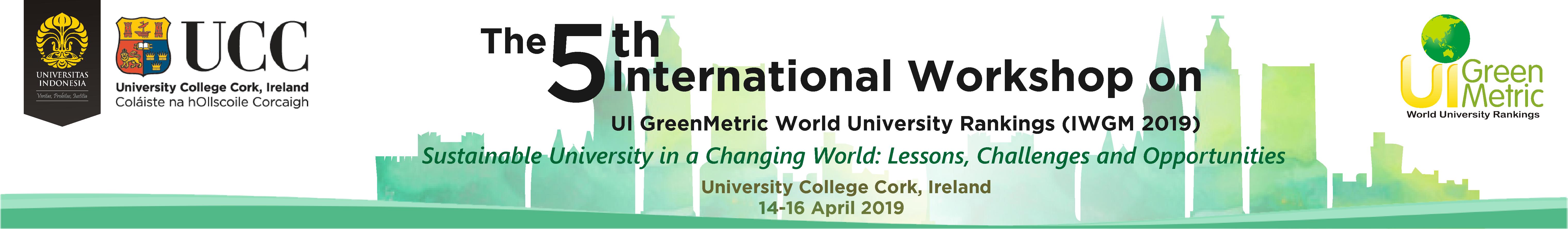 International Workshop on UI GreenMetric