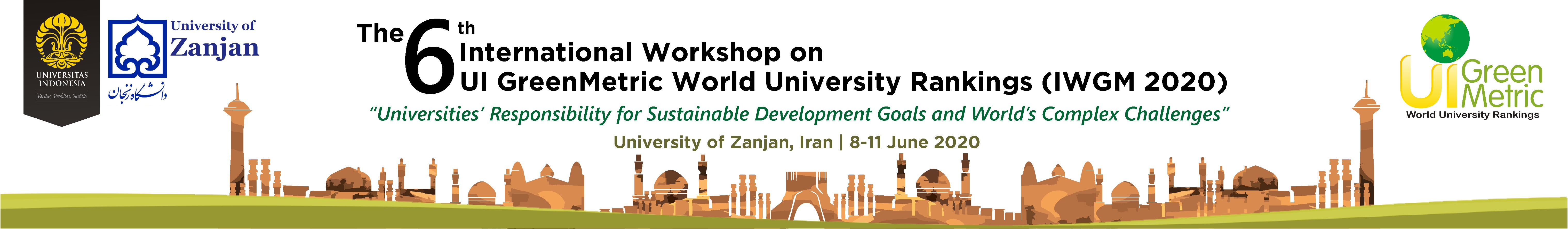 International Workshop on UI GreenMetric